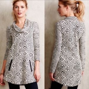 Anthro Postmark | Konya Tunic Sweater Top
